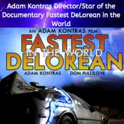 RETRO Interview Adam Kontras Fastest DeLorean