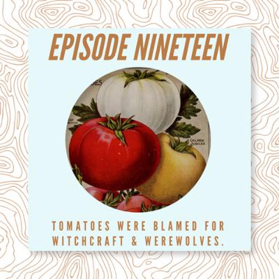 19 - Tomatoes Were Blamed For Witchcraft & Werewolves