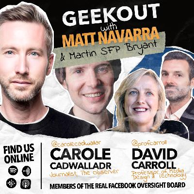 17. The Real Facebook Oversight Board on fighting social media's dark side
