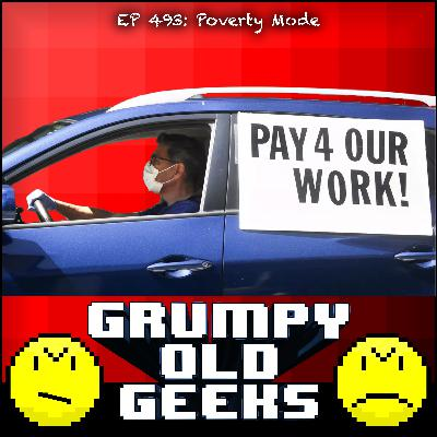 493: Poverty Mode
