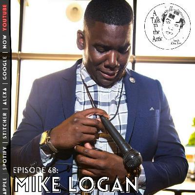 "MIKE LOGAN, aka ""ICE COLD COMEDIAN"""