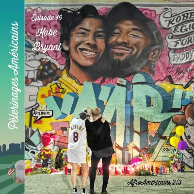 16: Afro-Américains - Kobe Bryant (2), mémorial officiel à LA pour l'icône des Lakers et sa fille