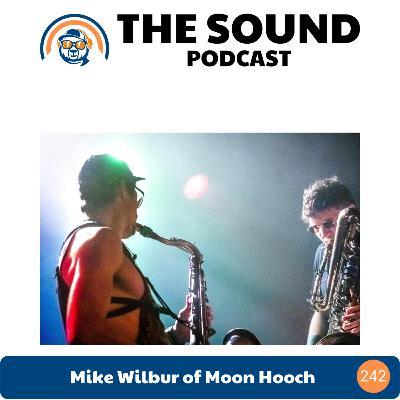 Mike Wilbur of Moon Hooch