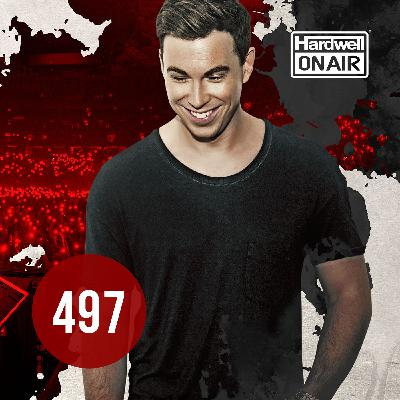 Hardwell On Air 497