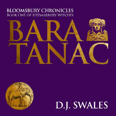 EP 10 | THE CHAINED AND THE WRETCHED | BARATANAC | Audio Drama | FITZMARBURY WITCHES BOOK ONE | Dark Fantasy, Horror, & Historical Thriller