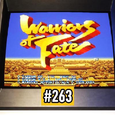 Fliperama de Boteco #263 – Warriors of Fate