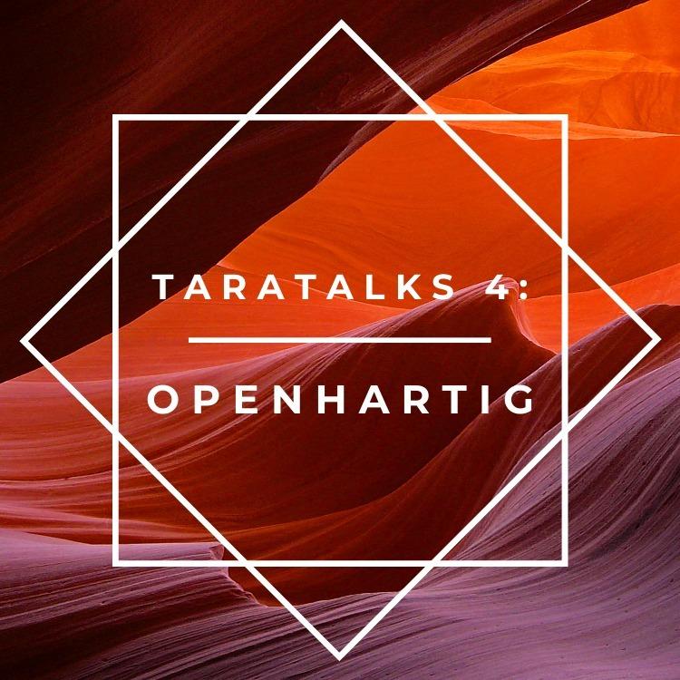 Taratalks 4 - Openhartig Zingeving