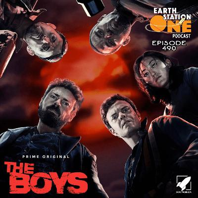 The Earth Station One Podcast – The Boys TV Show Review