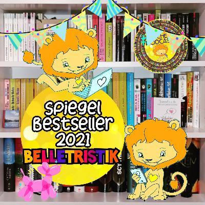 Spiegel Bestseller Belletristik 2021