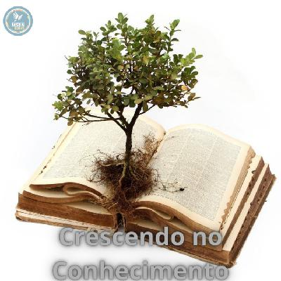 CRESCENDO NO CONHECIMENTO   Paulo Cesar Silva