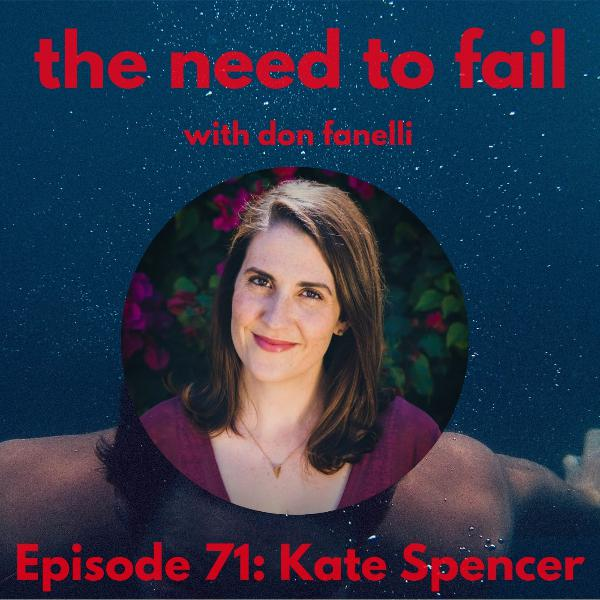 Episode 71: Kate Spencer