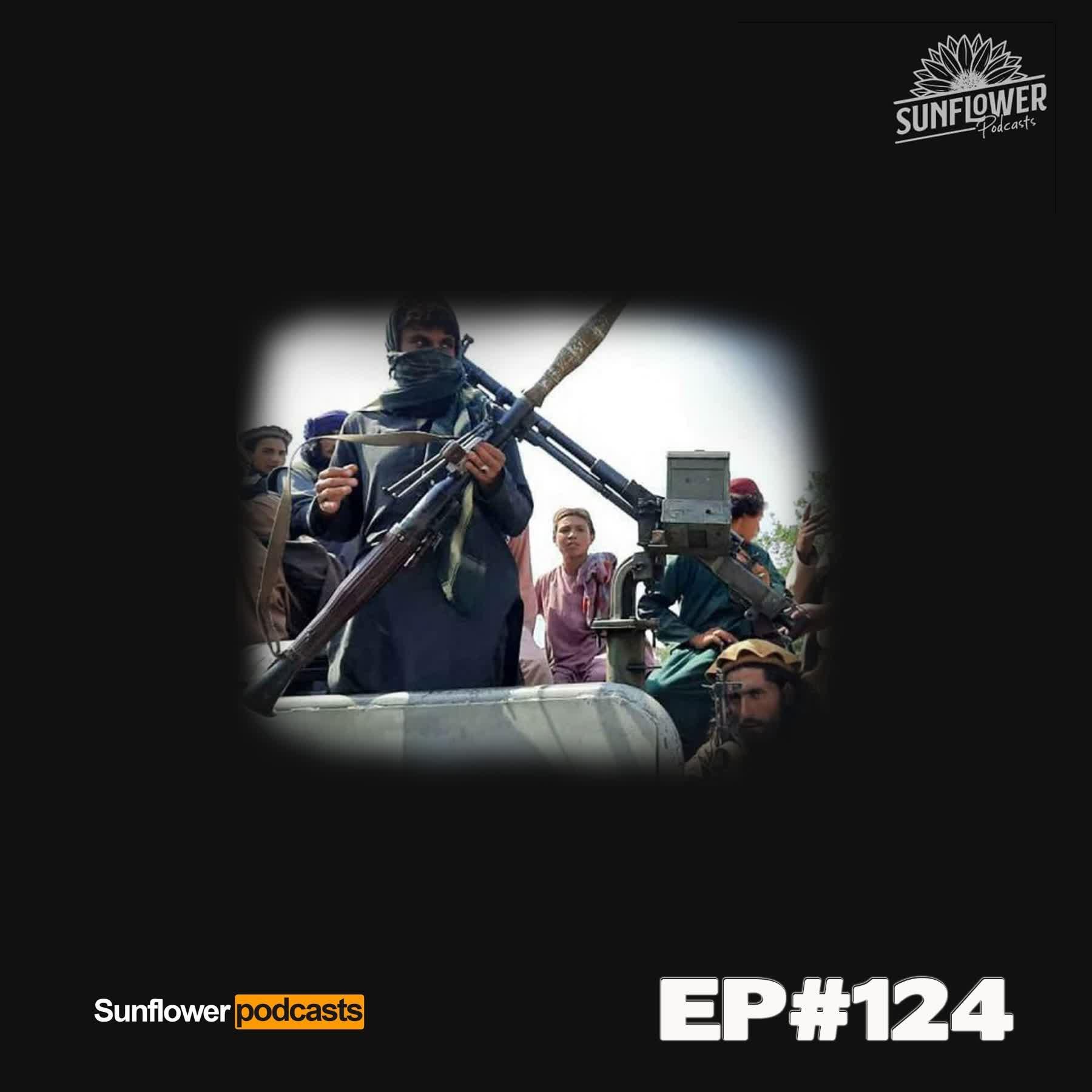 #124 - Agostoquistão - A Cultura da Guerra nunca termina.