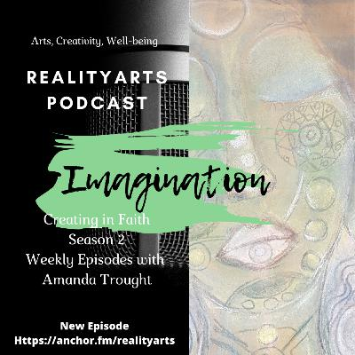 Creating in Faith - Word for the Week - Imagination