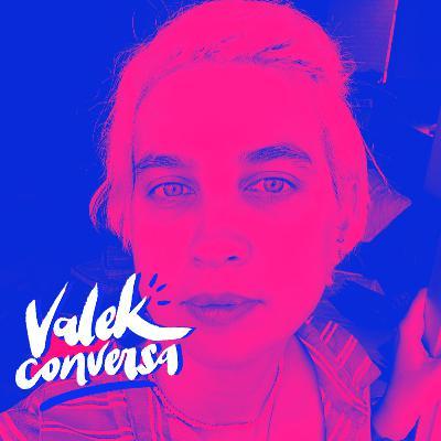 Valek conversa com Renata Corrêa