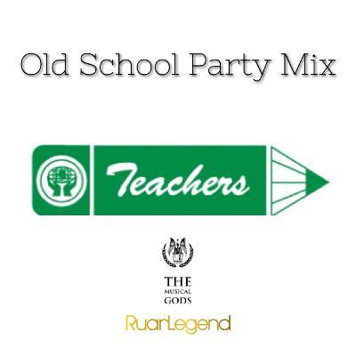 Teachers Credit Union Old School Party Mix #MixTapeMonday Week 119