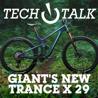 Developing Giant's New Trance X 29 with Adam Craig and JC Schellenbach