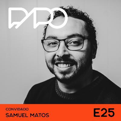 FELIPAPO #25 - SAMUEL MATOS E A PESQUISA NA FINLÂNDIA!