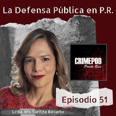 La Defensa Pública en Puerto Rico
