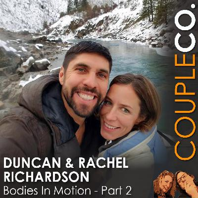 Ninjapreneurs: Rachel and Duncan Richardson of Bodies In Motion, Boise, Idaho, Part 2