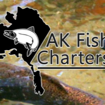 King Salmon River Fishing Near Anchorage with AK Fish Charters