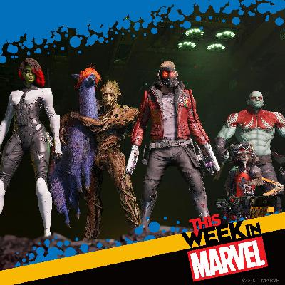 M.O.D.O.K. Deep Dive, New Guardians Game, and More!