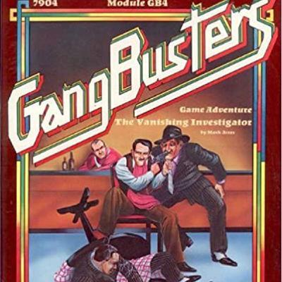 "Gangbusters ""The Vanishing Investigator"" - Part 2"