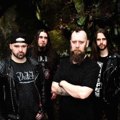 213Rock Harrag Melodica Live Interview with Ben Carter of Evile 14 04 2021.