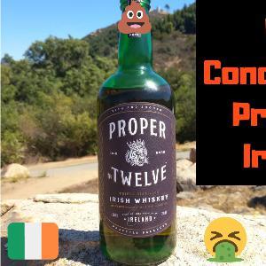 Conor McGregor's Proper Twelve revisited