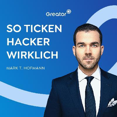 #832 Profiling: Die wahren Motive eines Hackers // Mark T. Hofmann