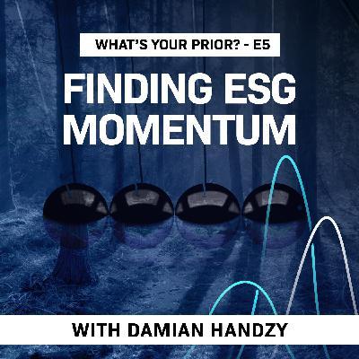 Finding ESG Momentum