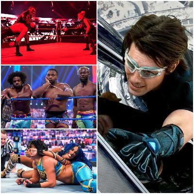 Ep 136 - The Haunting of Hunt House (WWE Draft + Mission: Impossible - Ghost Protocol Recap)