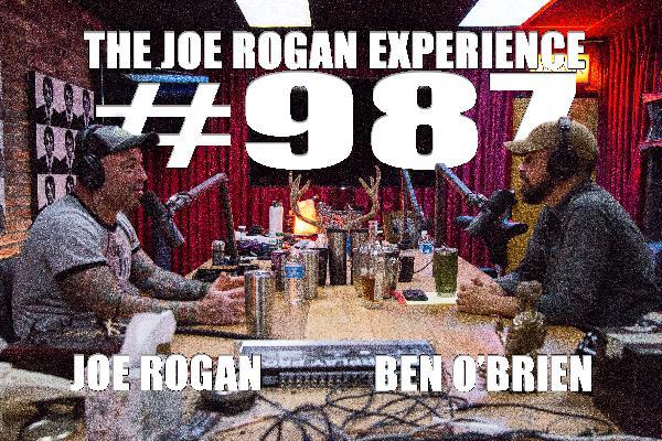#987 - Ben O'Brien