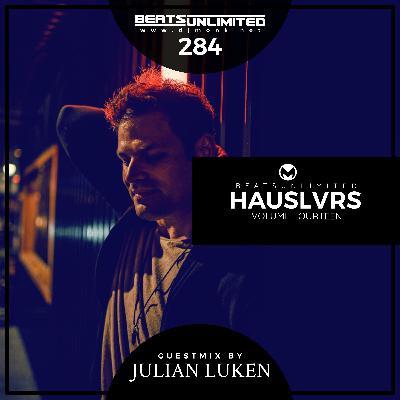 284 Hauslvrs Volume Fourteen | Guest Mix By Julian Luken