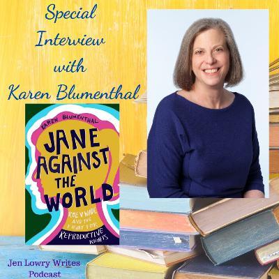 Special Author Interview - Karen Blumenthal, Award-Winning Journalist and YA Author