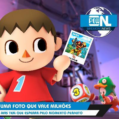 Nintendo POWdcast #135 – POWdnews: Relatório Fiscal (Q4/2020), Mario Party, Fall Guys e muito mais