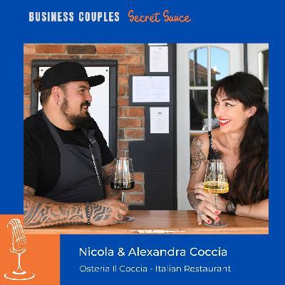 Alexandra & Nicola Coccia - Osteria il Coccia