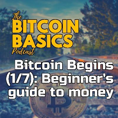 Bitcoin Begins (1/7): Beginner's guide to money | Bitcoin Basics (87)
