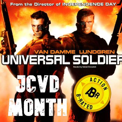Action B-Rated Review (JCVD Month) - Universal Soldier (1992) *SPOILERS*