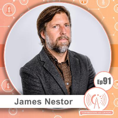 James Nestor: You're Breathing Wrong