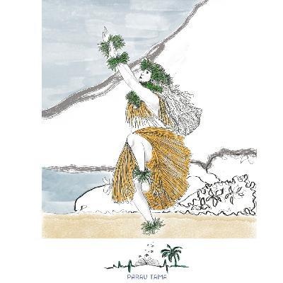 Hi'iaka - Soeur de Pélé et déesse du Hula