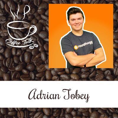 Ep 113 WPCoffeeTalk: Adrian Tobey