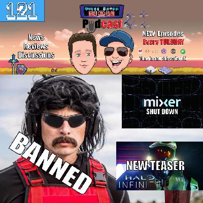 Dr Disrespect Banned? Mixer's Downfall!