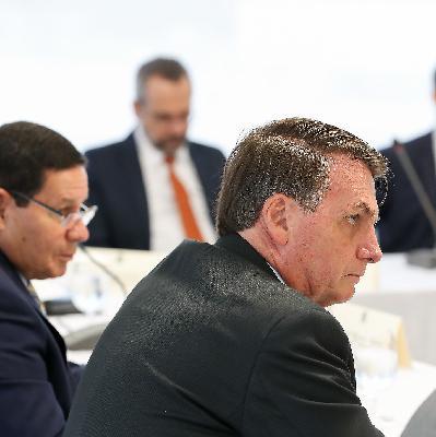 Reclamações sobre 'falta de informação' da PF e ofensas a políticos e ministros: vídeo de reunião é divulgado