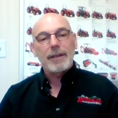 TCS Ep 42: Avenue Machinery - Kubota, Agriculture, & Construction Equipment with Chris Britten