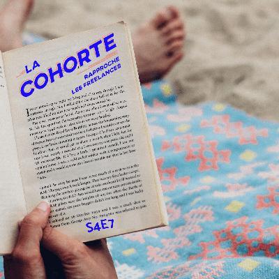 La Cohorte/ S4E7/ Sélection de livres pour devenir une-un meilleur-e freelance