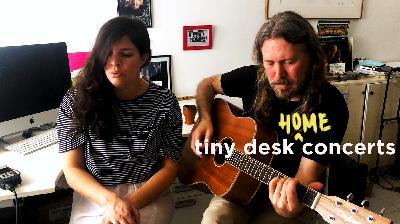 Buck Curran: Tiny Desk (Home) Concert