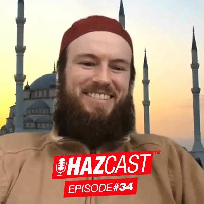 #34 Chris Blauvelt on his story to Islam, inspiring and connecting Muslims and founding LaunchGood