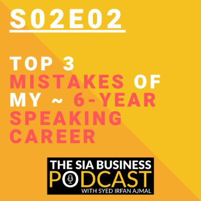 🀄️Top 3 Mistakes of My ~6 Year Speaking Career [S02E02]