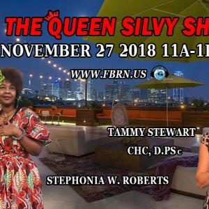 The Queen Silvy Show - November 27 2018
