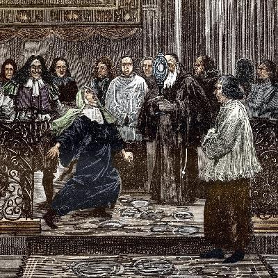 El diablo en el convento: las monjas poseídas de Loudun